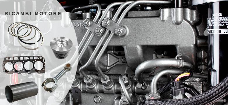 Ricambi motore | NDF-Parts